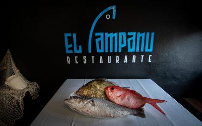 EL CACHOPO DE MERLUZA Y LOS PESCADOS AL HORNO DE «EL CAMPANU»