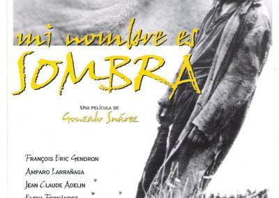 MI NOMBRE ES SOMBRA 1996