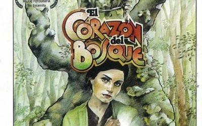 EL CORAZÓN DEL BOSQUE 1978