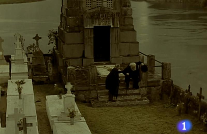 Escenario de cine «CEMENTERIO DE NIEMBU»