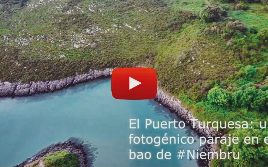 LLANES   El Puerto Turquesa: un fotogénico paraje en el bao de Niembru... DESCUBRE!!