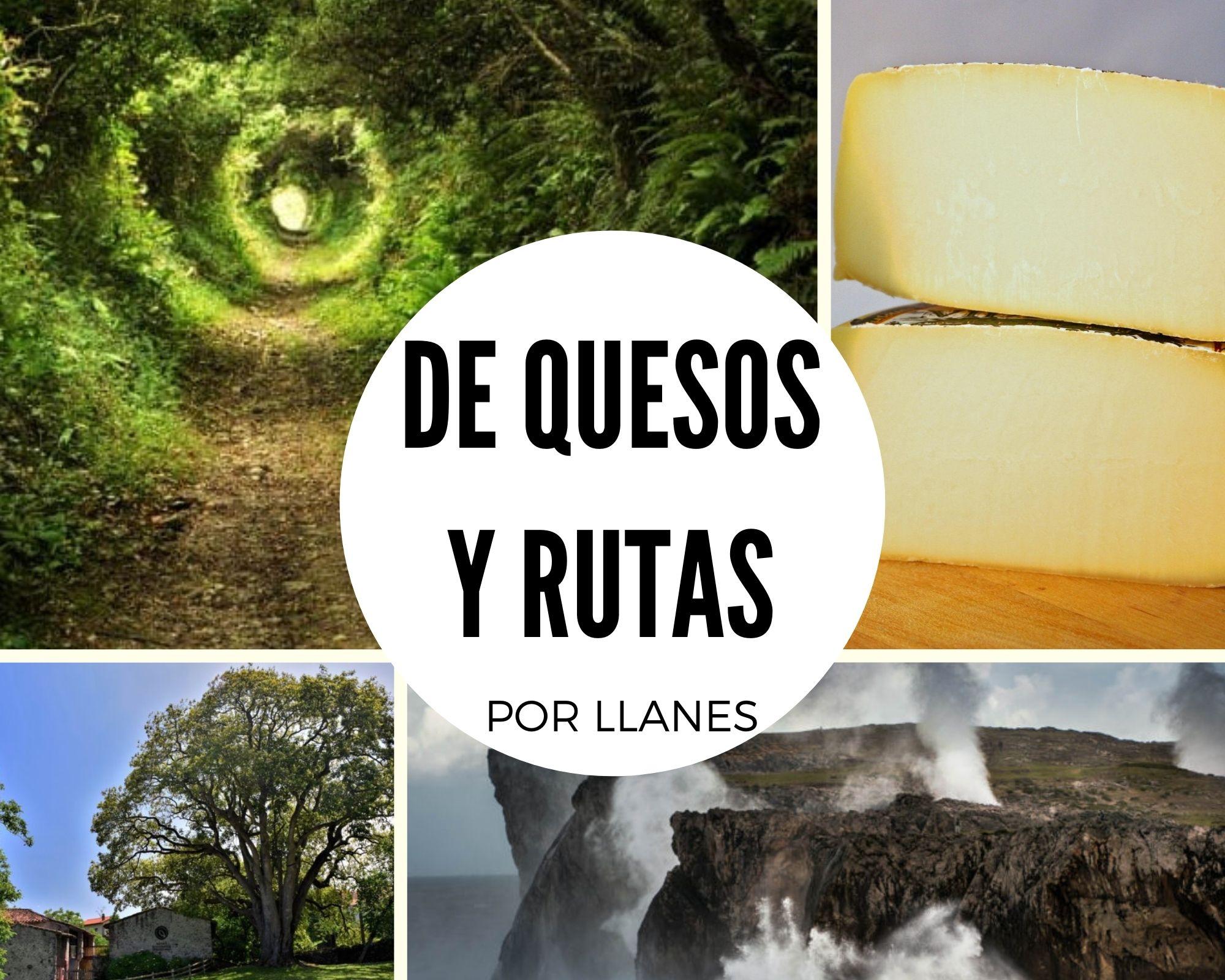LLANES | DE QUESOS Y RUTAS POR LLANES... Una experiencia 5 sentidos... DESCUBRE!!