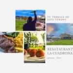 LLANES | Restaurante La Cuadrona... con una de las terrazas más afamadas de la zona.... DESCUBRE!!